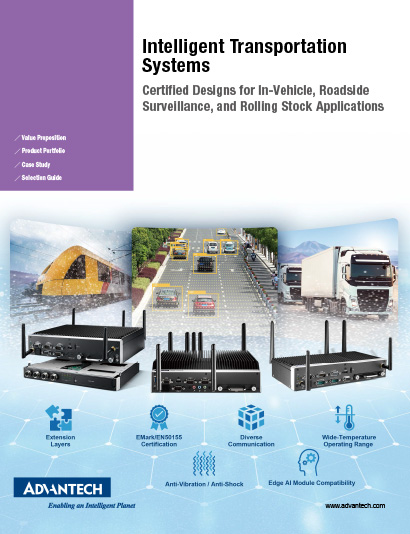 Intelligent Transportation Brochure