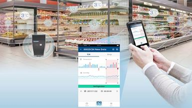 A Supermarket Chain Implements Advantech's Cold Chain Solution to Deliver Food Quality and Safety