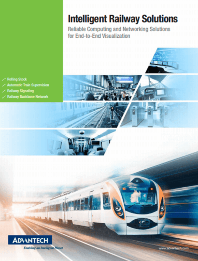 Advantech 2019-2020 Railway Transportation Brochure