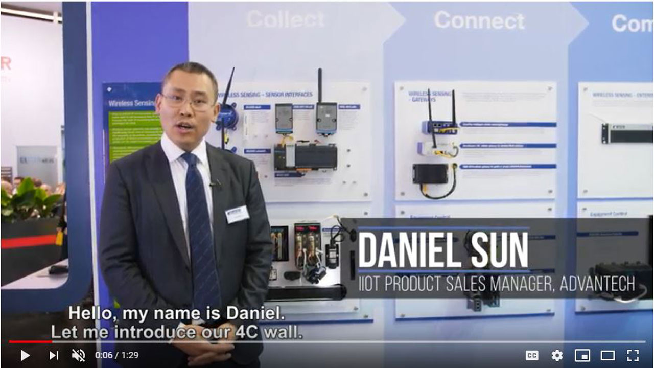 SPS IPC Drives 2018 - How to Realize the Digital Transformation of the Factories