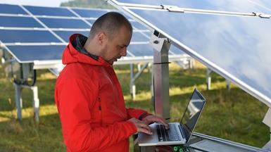 General Energy Solution (GES) and Advantech Share The Solar Power Monitoring Success with The World
