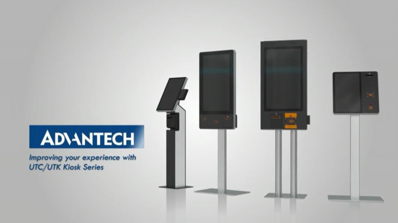 【Advantech UTC/UTK Kiosk】 Improving Your Experience with Self-Service Kiosk