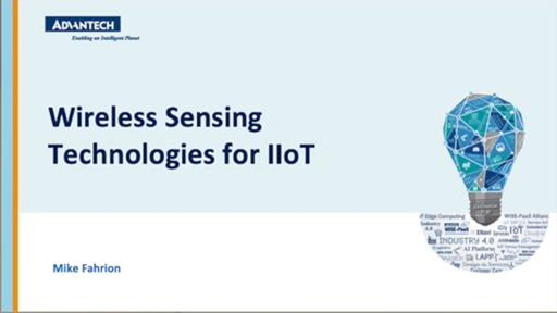 Wireless Sensing Technology Overview