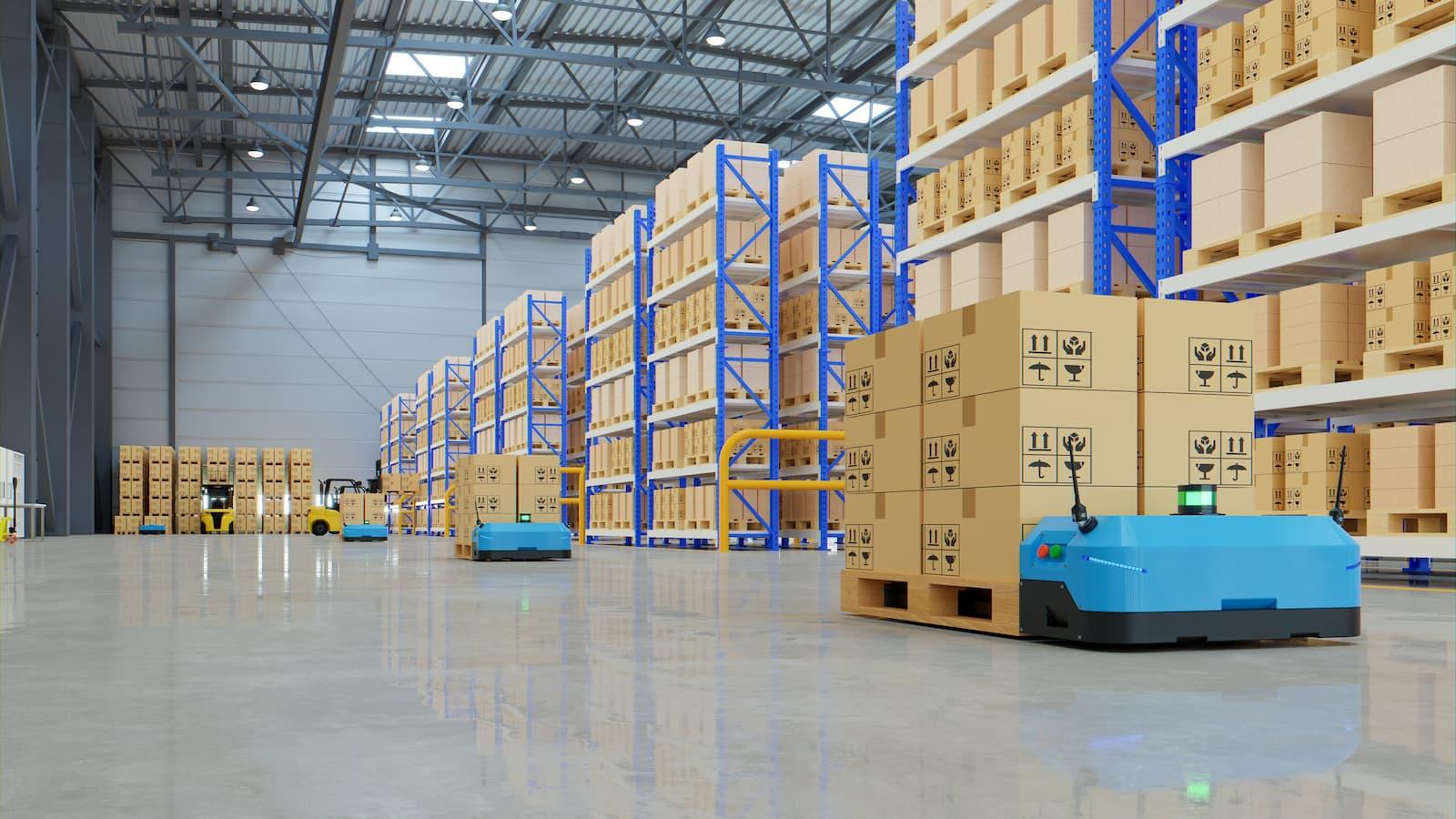 Advantech Network Communications for Efficient Warehouse Management - Advantech