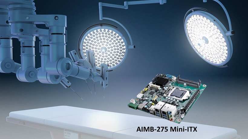 Industrial Motherboards for Robotic Surgery Simulator Systems