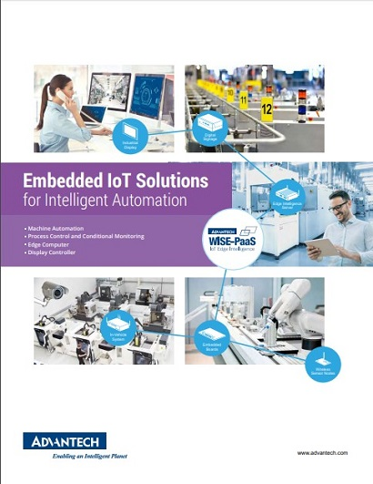 Embedded IoT Solution for Intelligent Automation