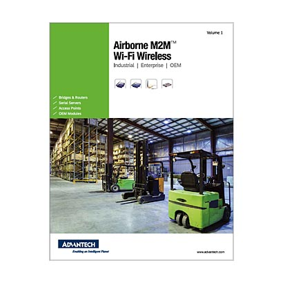 Airborne M2M™ Wi-Fi Wireless Products Brochure