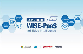 WISE-PaaS AIoT Edge-to-Cloud