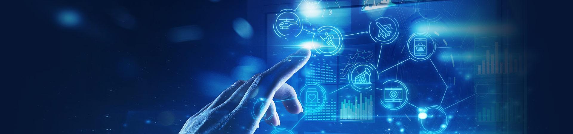 Intelligent Display and Computing DMS