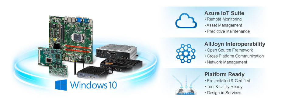 alljoyn windows 10 iot
