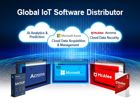 Embedded Software Licensing Solutions - Advantech