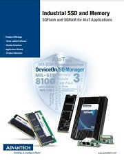 Advantech provides wide range of products such as storage solutions, industrial grade DDR modules, and I/O extension modules for industrial PC applications
