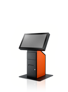 Table Stand with Thermal Printer
