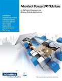 Brochure: Advantech CompactPCI Solutions