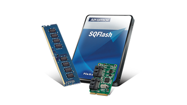 Industrial Flash & Memory Solutions