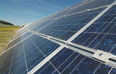 Sistema de gestión de energía solar