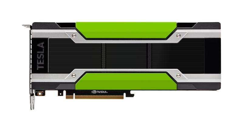 Tarjetas GPU de Nvidia
