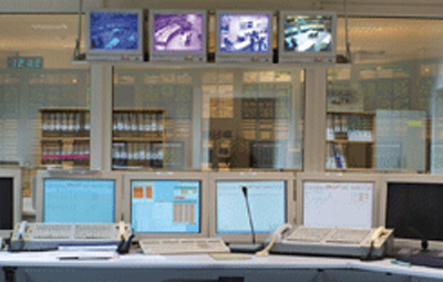 Integrated Supervisory Control System