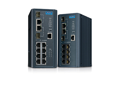 EKI-7700 Series Ethernet Network Switch