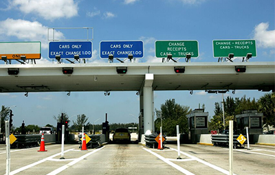 Cajeros automaticos de autopistas