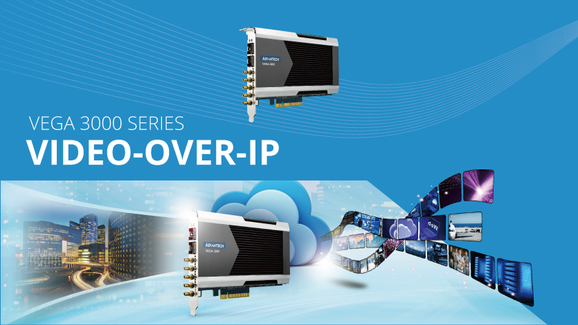 VEGA-3000 IP Video Adapters