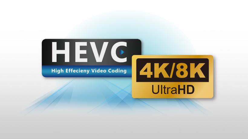 UHD 及 HEVC