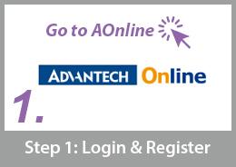 Login & Register