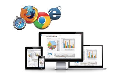 HTML 5 Dashboard