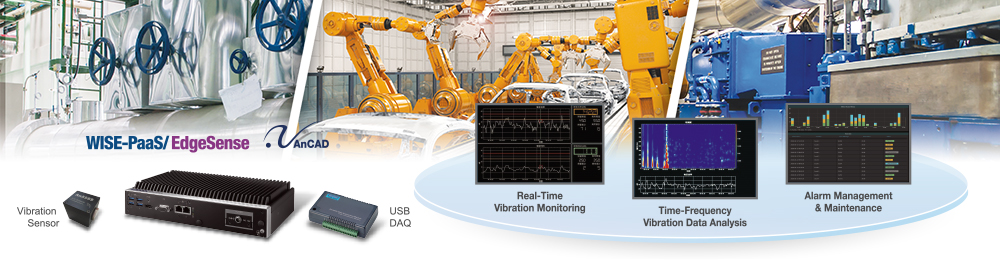 Equipment Vibration Monitoring Solution