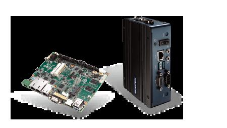 EPC-S201 Compact System MIO-5850 Single Board