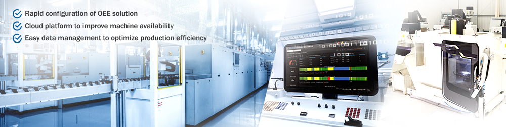 Overall Equipment Effectiveness Solution