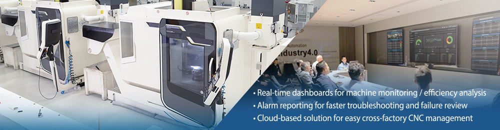 Intelligent CNC Machine Management Solution