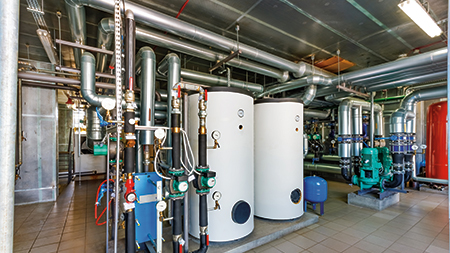 Remote Monitoring of Rainwater and Domestic Wastewater Treatment