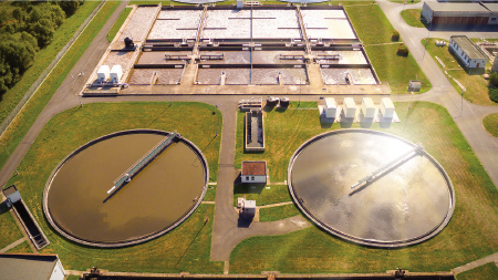 Intelligent Sewage Solution for Centralizing Water Treatment